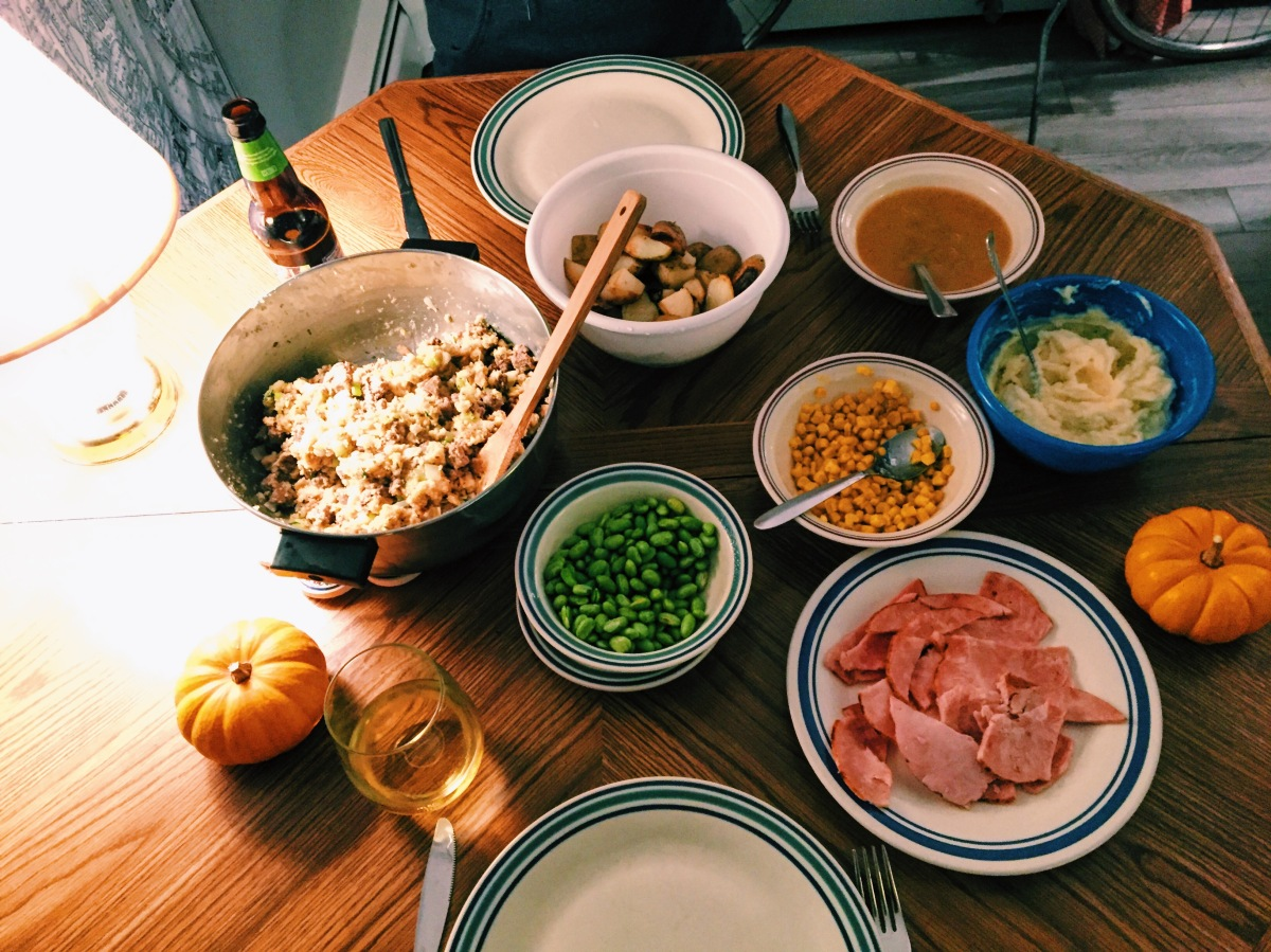 A Coloradan Thanksgiving