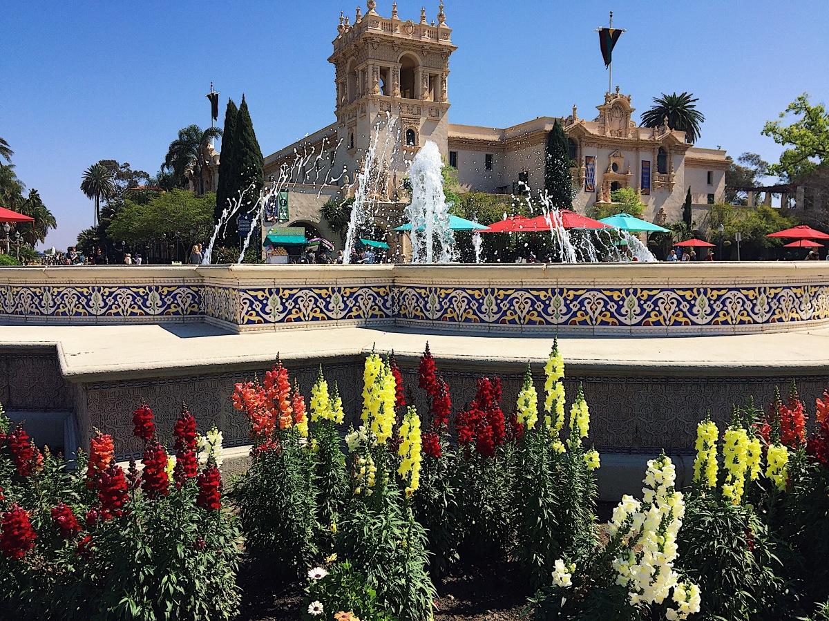 San Diego: Day1