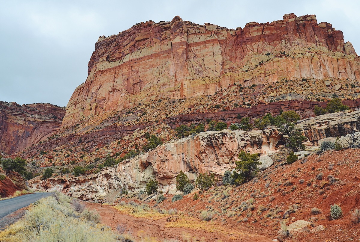 Capitol Reef National Park: a secluded gem