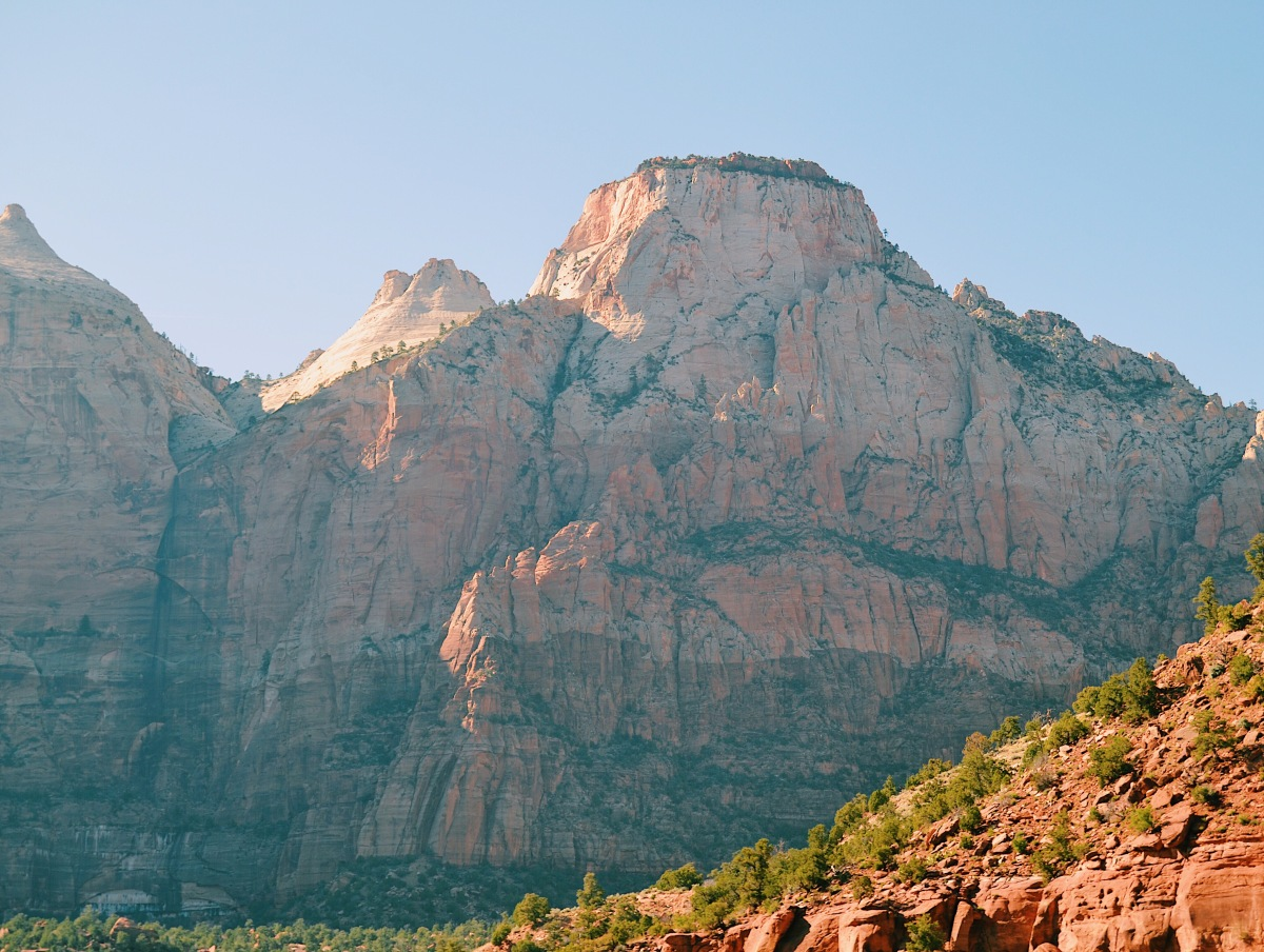 Zion National Park: the last of the mighty 5