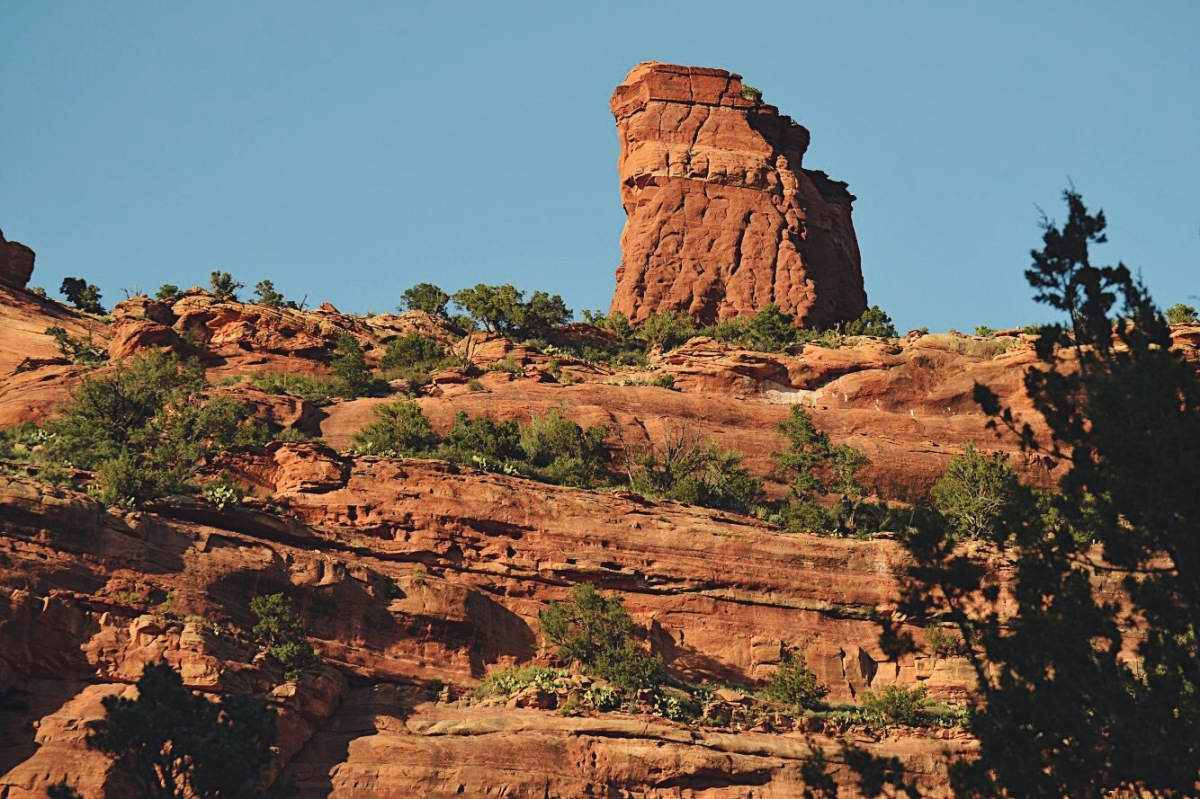 TTJ: a stroll in Sedona, Arizona