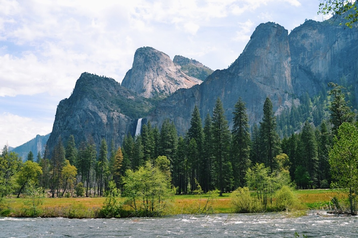 Yosemite National Park: the first of the big Ys