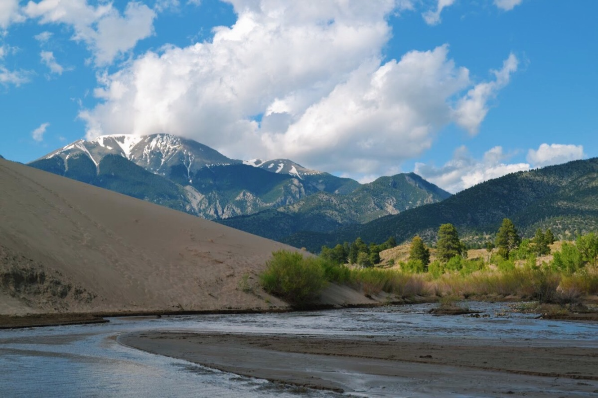 Great Sand Dunes National Park in a day