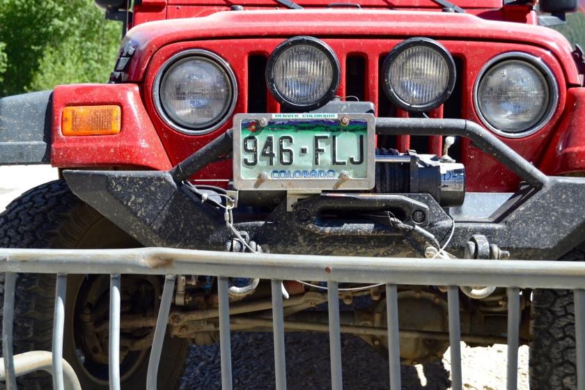 Colorado Jeep